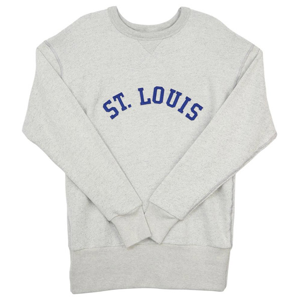 Vintage sports sweatshirts by Ebbets Field