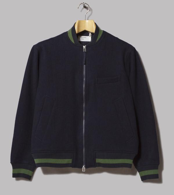 9. Universal Works wool bomber jacket