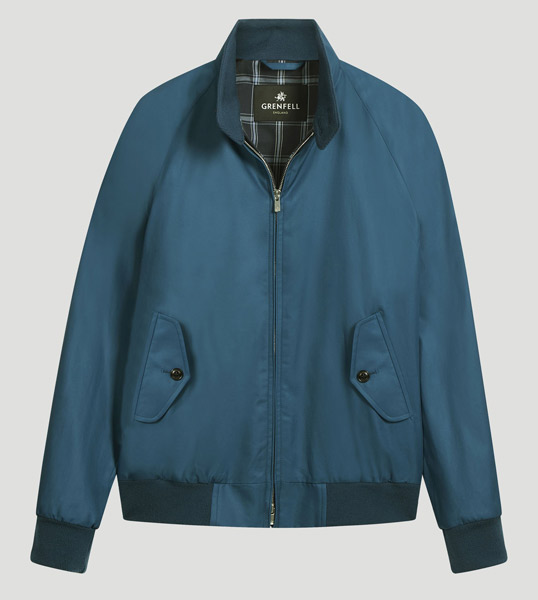 10. Grenfell Harrington Jacket