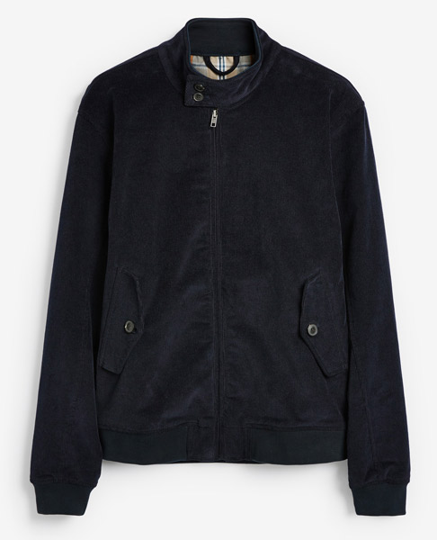 Next cord Harrington Jacket