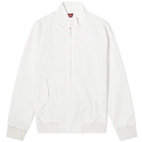 2. Fred Perry Harrington Jacket