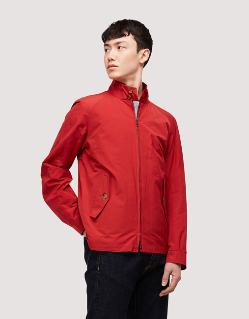 3. Baracuta G4 Harrington Jacket
