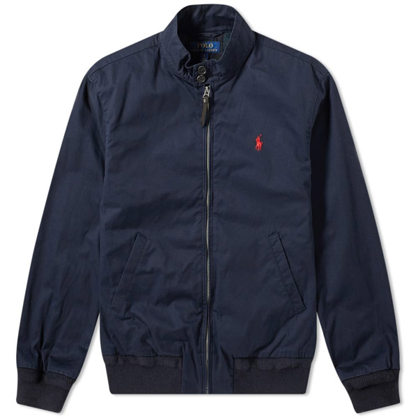 7. Ralph Lauren Barracuda Jacket