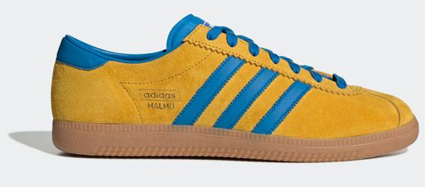 Adidas Malmo City Series trainers