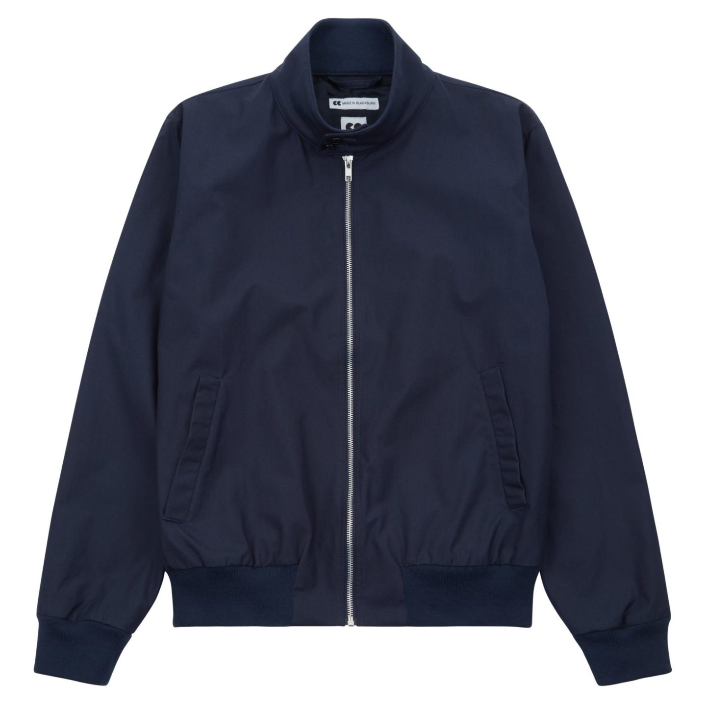 British Millerain Harrington Jacket by Community Clothing