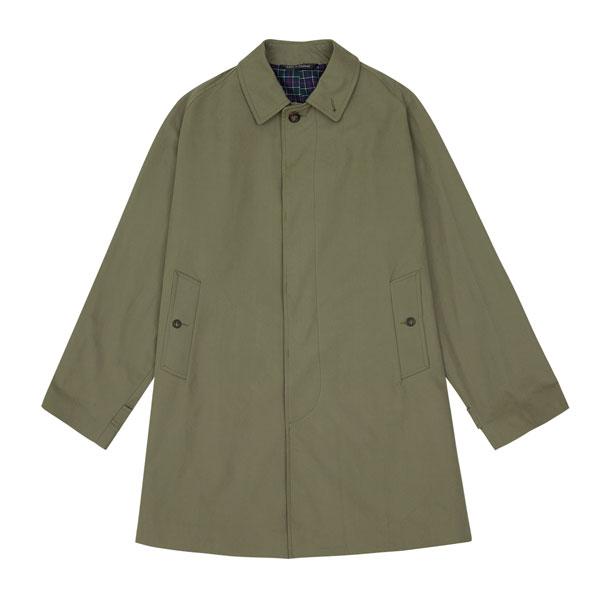 10. John Simons Showerproof Raincoat