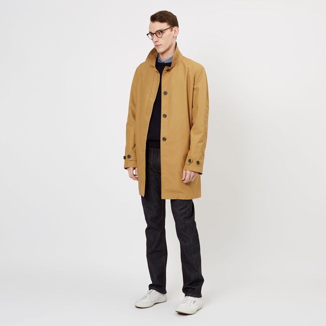 5. Norse Projects Thor twill mac