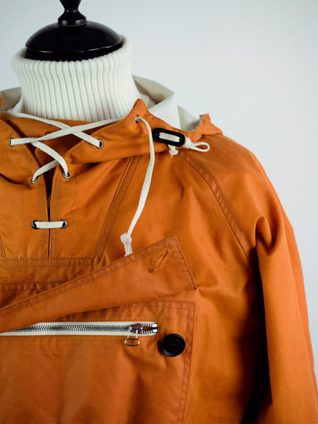 Eiger smock by Connection Knitwear