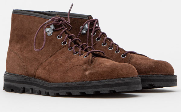 Suede Czechoslovakia Military Boots by Reproduction Of Found