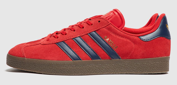Adidas classics in the sale at Scotts