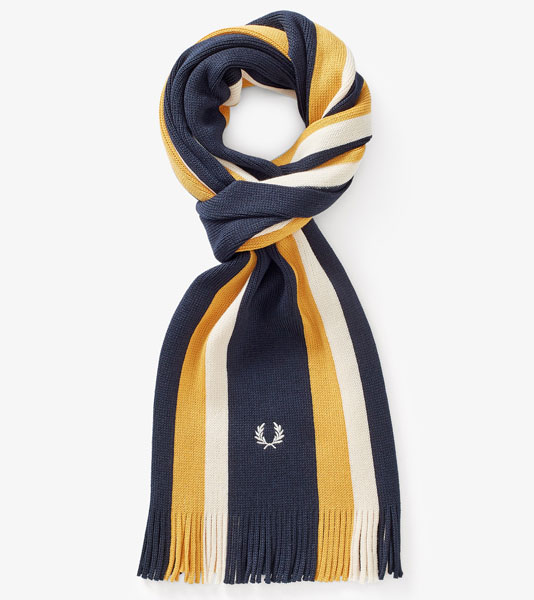 Winter warmers: 10 of the best men's scarves