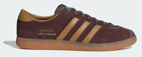 Reissued: Adidas Amsterdam City Series trainers