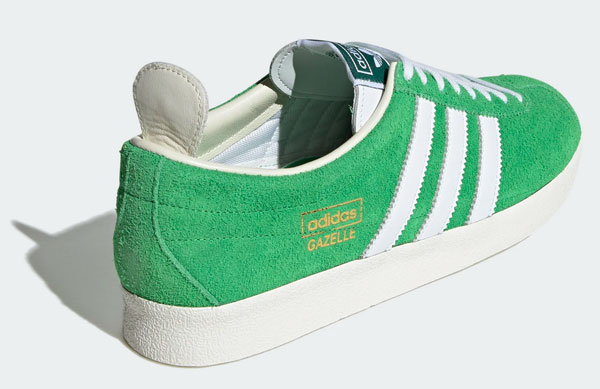 1980s style: Adidas Gazelle Vintage trainers