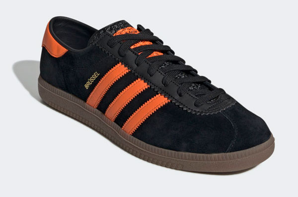 2. Adidas Brussel City Series trainers