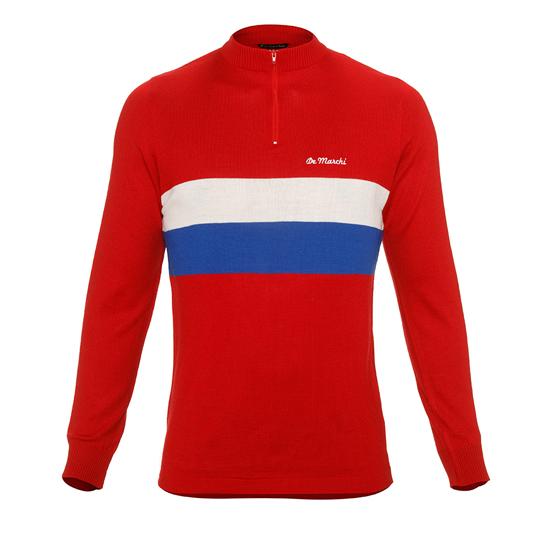 20. De Marchi vintage-style cycling jerseys