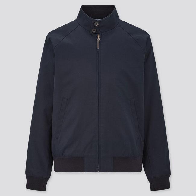 Uniqlo budget Harrington jacket back on the shelves