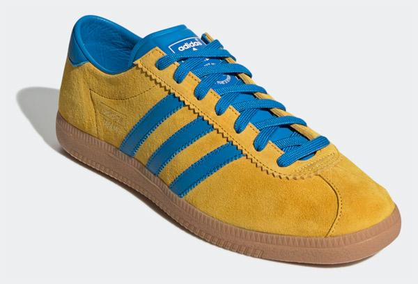 6. Adidas Malmo City Series trainers