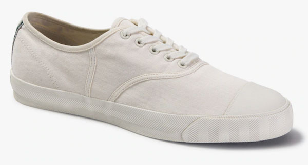 1960s Rene Lacoste OG tennis shoes reissued