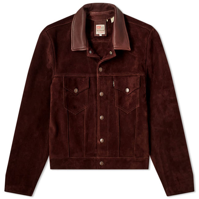 Five of the best suede trucker jackets