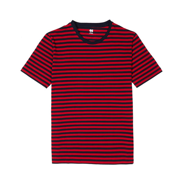 8. Striped t-shirts by Community Clothing