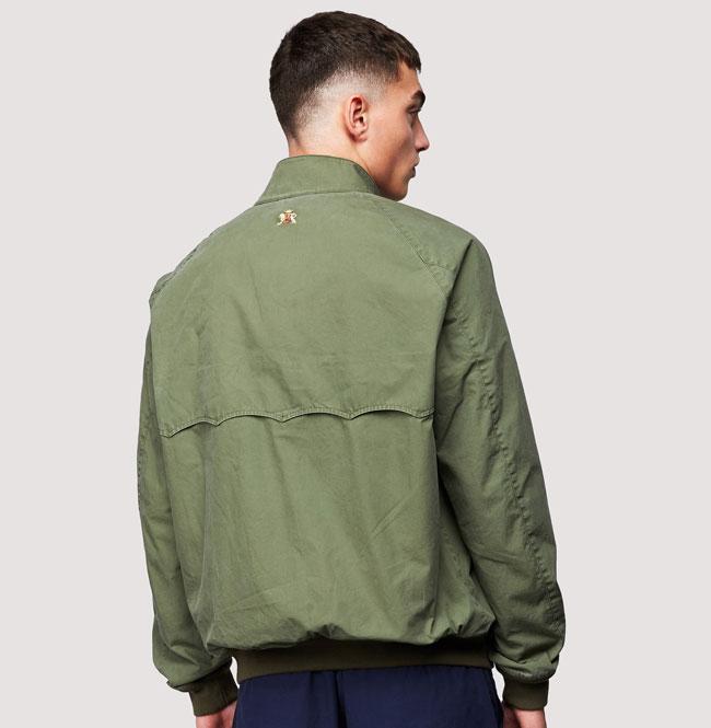 Baracuta G9 Peyton Place Harrington jacket