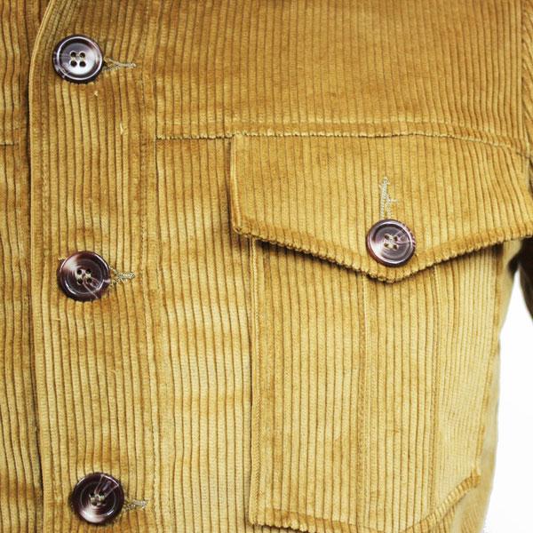 Charlie cord jacket at Jump The Gun