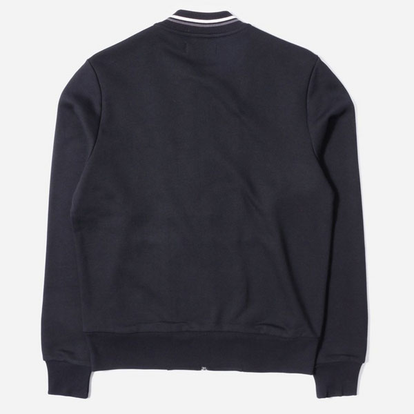 Sale spotting: Fred Perry zip-through sweatshirt at Hip Store