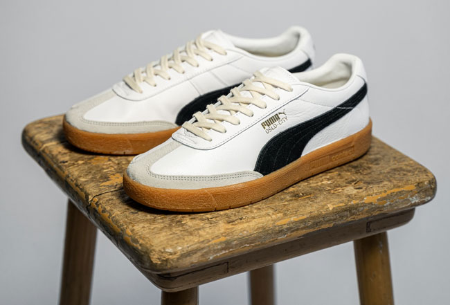 1950s Puma Oslo-City trainers reissued