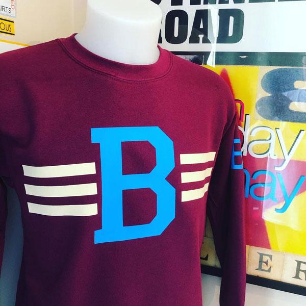 1960s sweatshirts by Mr B's Soulful Tees