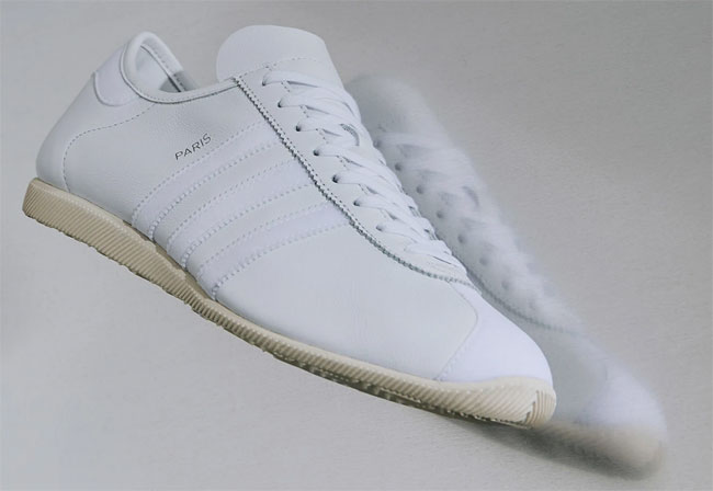 Limited edition End x Adidas Paris trainers