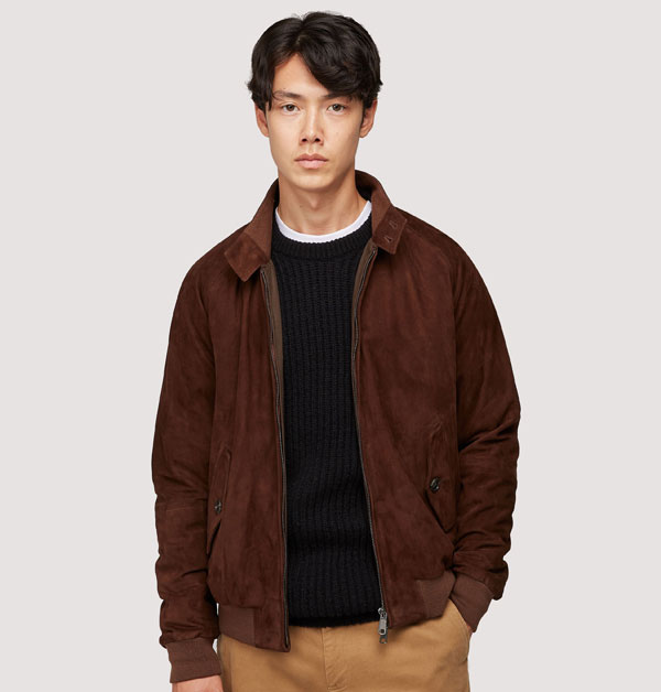 Mr Porter x Baracuta G9 Harrington Jackets