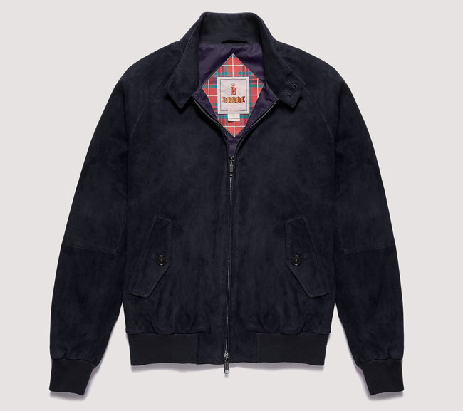 Mr Porter x Baracuta G9 Harrington Jackets