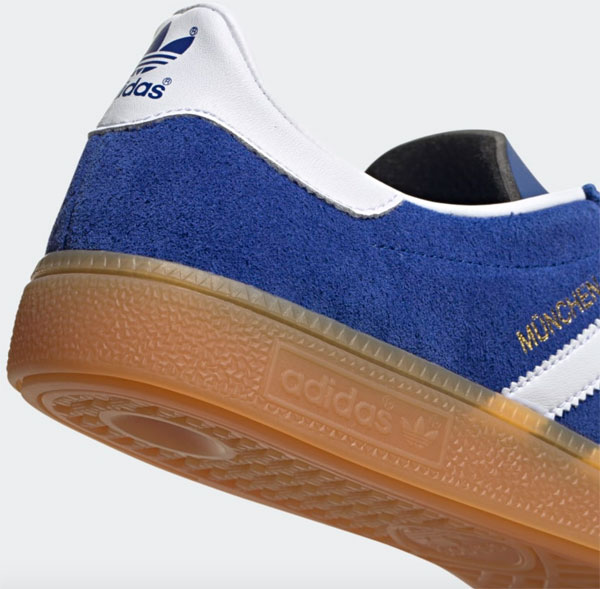 Adidas Munchen City Series trainers reissued