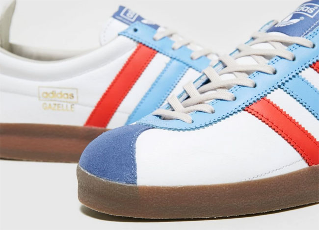 Adidas Gazelle trainers get a bowling shoe makeover
