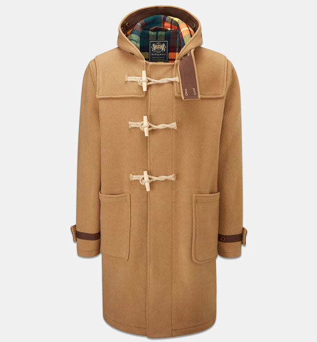 Gloverall 70th anniversary Monty duffle coats