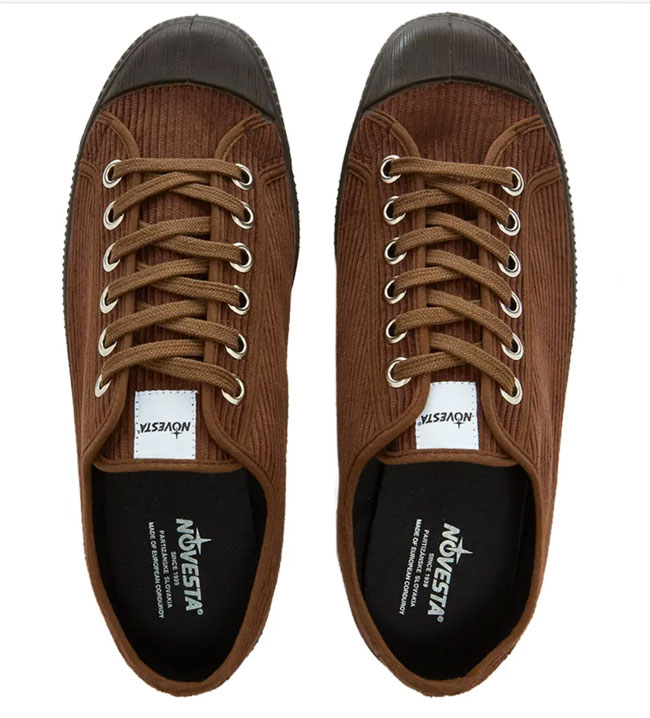 A year with the Novesta Star plimsolls